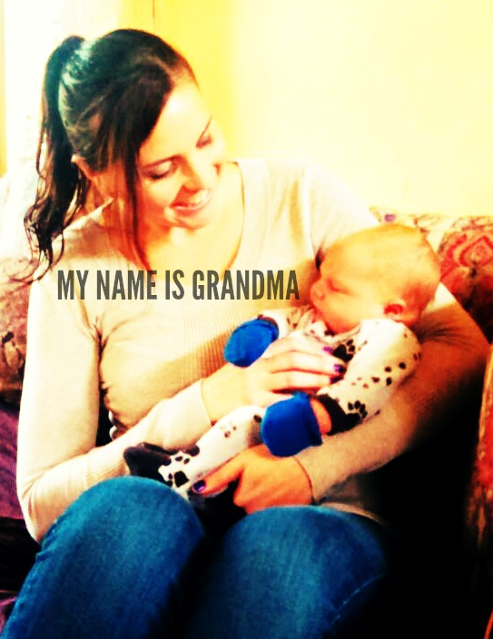 MY NAME IS GRANDMA